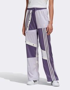 Фиолетовые спортивные брюки adidas Originals x Danielle Cathari-Фиолетовый