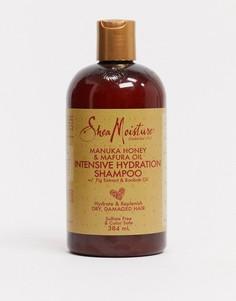 Шампунь для интенсивного увлажнения с медом манука и маслом семян мафуры Shea Moisture 384 мл-Бесцветный