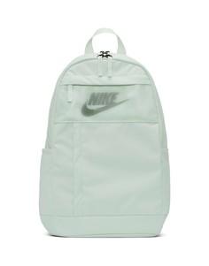 Рюкзак с логотипом-галочкой Nike-Зеленый