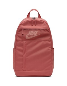Розовый рюкзак с логотипом-галочкой Nike