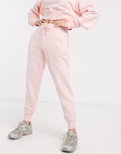Розовые джоггеры New Balance-Розовый