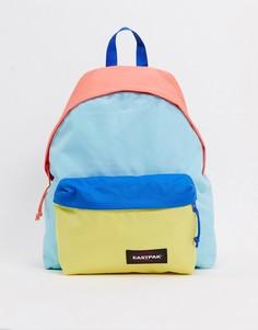 Рюкзак в стиле колор блок Eastpak-Мульти