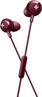 Наушники с микрофоном Philips SHE4305RD/00 Red