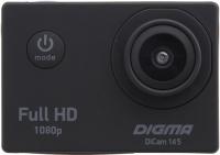 Экшн-камера Digma DiCam 145 Black