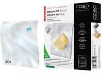 Пакеты для вакуумного упаковщика Caso Zip 20x23 см, 20 шт (1315)