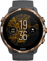 Смарт-часы Suunto 7 Grafite Copper (SS050382000)