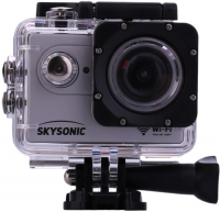 Экшн-камера Skysonic Active AT-L208 Silver/Black