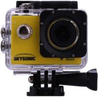 Экшн-камера Skysonic Sport AT-Q3 Yellow/Black