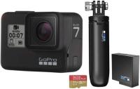 Экшн-камера GoPro HERO7 Black Special Bundle (CHDRB-701)