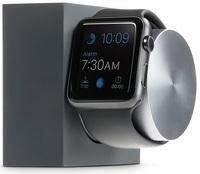 Док-станция Native Union для Apple Watch, Grey (DOCK-AW-SL-GRY)