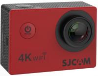 Экшн-камера SJCAM SJ4000 Air Red