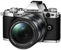Системный фотоаппарат Olympus OM-D E-M5 Mark II 14-150 II Kit Silver