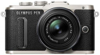 Системный фотоаппарат Olympus PEN E-PL8 Black 14-42 II R Black