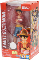 Фигурка BANDAI Tamashii Nations: Figuarts Zero: One Piece Straw Hat Luffy (57020-8)