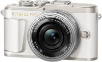 Системный фотоаппарат Olympus E-PL9 White + 14-42mm EZ Silver (V205092WE000)