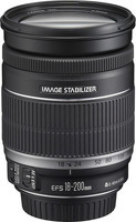 Объектив Canon EF-S 18-200 MM 3.5-5.6 IS