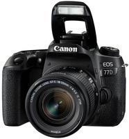 Зеркальный фотоаппарат Canon EOS 77D EF-S 18-55 IS STM Kit