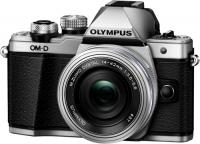 Системный фотоаппарат Olympus OM-D E-M10 Mark II Kit Silver (V207052SE000)
