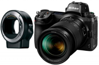 Системный фотоаппарат Nikon Z 6 + 24-70mm f4 + FTZ Adapter Kit