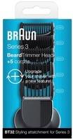 Набор насадок для стайлинга Braun BT32 с насадкой-триммером и 5 гребнями