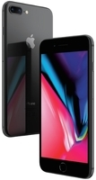 Смартфон Apple iPhone 8 Plus 64Gb Space Gray (MQ8L2RU/A)