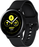 Смарт-часы Samsung Galaxy Watch Active SM-R500 Чёрный сатин