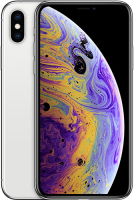 Смартфон Apple iPhone Xs 64GB Silver (MT9F2RU/A)