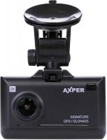 Автомобильный видеорегистратор с радар-детектором AXPER Combo Hybrid 2CH Wi