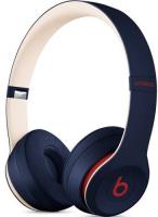 Беспроводные наушники с микрофоном Beats Solo3 Wireless Club Navy (MV8W2EE/A)