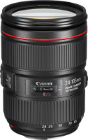 Объектив Canon EF 24-105 f/4L IS II USM (1380C005АА)