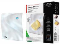 Пакеты для вакуумного упаковщика Caso Zip 26x35 см, 20 шт (1316)
