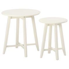 IKEA - КРАГСТА Комплект столов, 2 шт ИКЕА