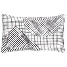 IKEA - ХАНТВЕРК Чехол на подушку ИКЕА