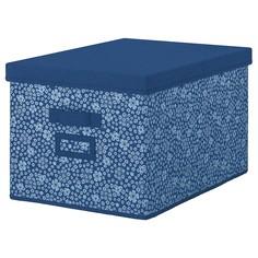 IKEA - СТОРСТАББЕ Коробка с крышкой ИКЕА