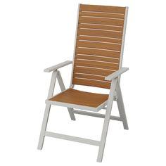 IKEA - ШЭЛЛАНД Садовое кресло/регулируемая спинка ИКЕА