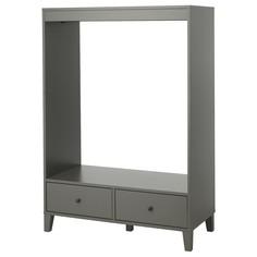 IKEA - БРЮГГИА Открытый гардероб ИКЕА
