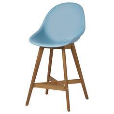 IKEA - ФАНБЮН Барный стул для дома/сада ИКЕА