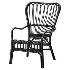IKEA - СТУРСЕЛЕ Кресло c высокой спинкой ИКЕА