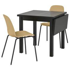 IKEA - НОРДВИКЕН / ЛЕЙФ-АРНЕ Стол и 2 стула ИКЕА