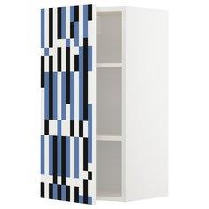 IKEA - МЕТОД Шкаф навесной с полкой ИКЕА