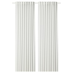 IKEA - ХИЛЬЯ Гардины, 1 пара ИКЕА