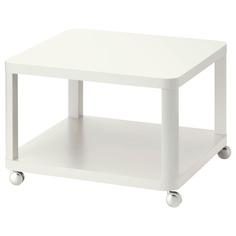 IKEA - ТИНГБИ Стол приставной на колесиках ИКЕА