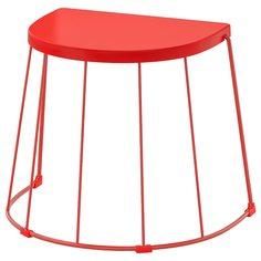 IKEA - ТРАНАРЁ Табурет/приставной стол,д/дома/сада ИКЕА