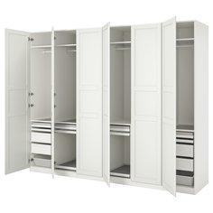 IKEA - ПАКС / ТИССЕДАЛЬ Гардероб, комбинация ИКЕА