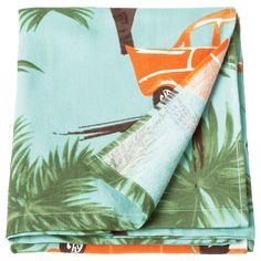 IKEA - СОЛБЛЕКТ Пляжное полотенце ИКЕА