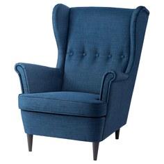 IKEA - СТРАНДМОН Кресло с подголовником ИКЕА