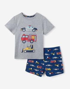 Пижама «Машины» для мальчика Gloria Jeans