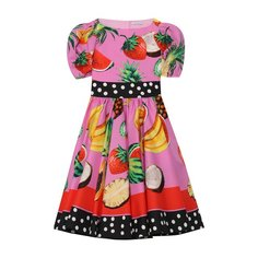 Платья Dolce & Gabbana Хлопковое платье Dolce & Gabbana