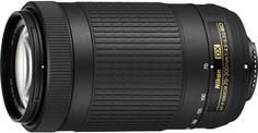 Объектив Nikon AF-P DX NIKKOR 70-300mm f/4.5-6.3G ED (черный)