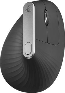 Мышь Logitech MX Vertical Wireless Mouse (графит)